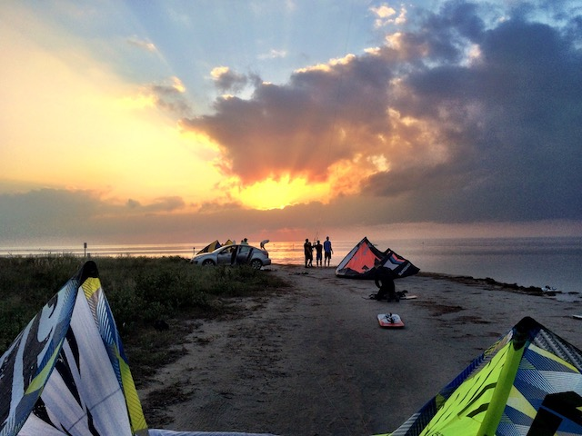 kite travel camps