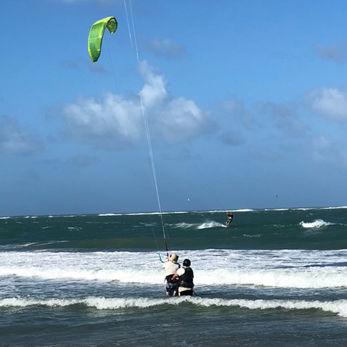 kiteboarding lessons